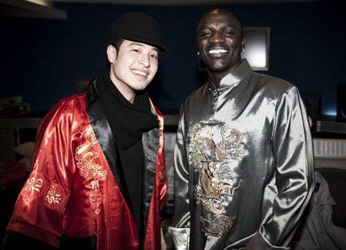 Will and Akon