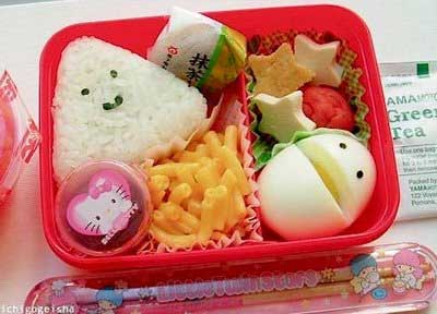Rate this & Bentos Are the Equivalent of Cute Food for Play | ? Blank Doodles ? Aboutintivar.Com