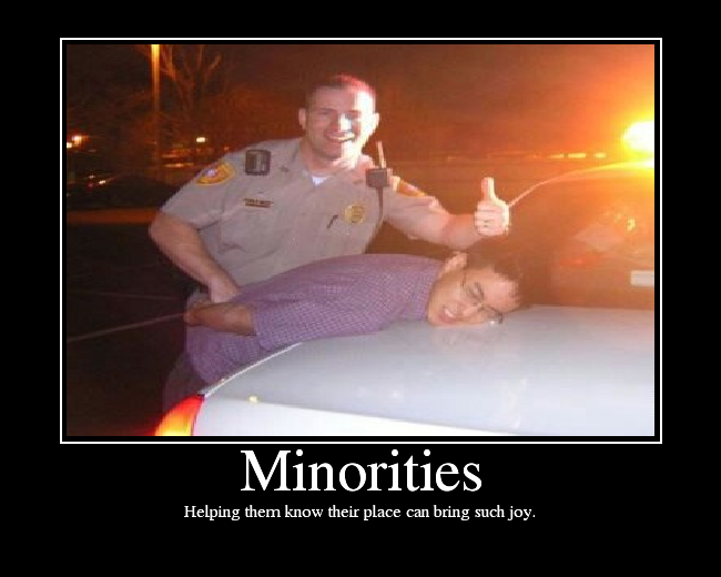 The Vicious Perspective of Society Upon Minorities (1/2)