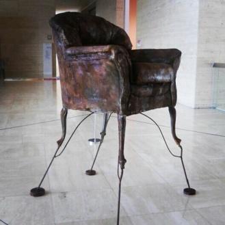 외계인은 의자